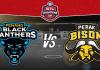 Penang Black Panthers vs Perak Bison