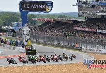 Litar Le Mans Perancis
