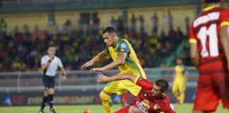 Kedah vs Negeri Sembilan